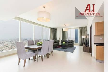 2 Bedroom Hotel Apartment for Rent in Sheikh Zayed Road, Dubai - Limited Time Offer   Bills Included  5 Star Luxury
