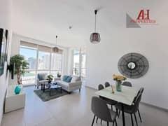 شقة في برج فيزول الخليج التجاري 1 غرف 86500 درهم - 5254644