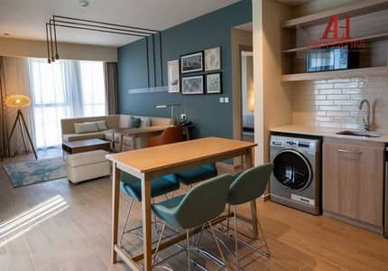 2 Bedroom Hotel Apartment for Rent in Al Jaddaf, Dubai - Exclusive | Brand new | Serviced & Furnished