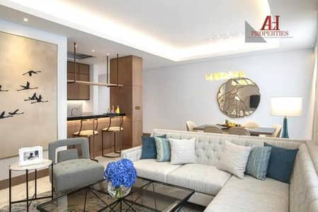 2 Bedroom Hotel Apartment for Rent in Al Jaddaf, Dubai - High End   Brand New   Fully serviced & furnished