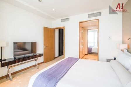 2 Bedroom Hotel Apartment for Rent in Dubai Festival City, Dubai - Exclusive | Serviced | Bills Included | City View