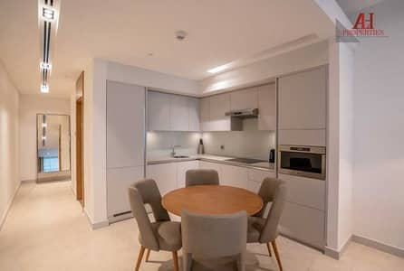 2 Bedroom Hotel Apartment for Rent in Al Jaddaf, Dubai - Breakfast Included   Fully Serviced   Ready