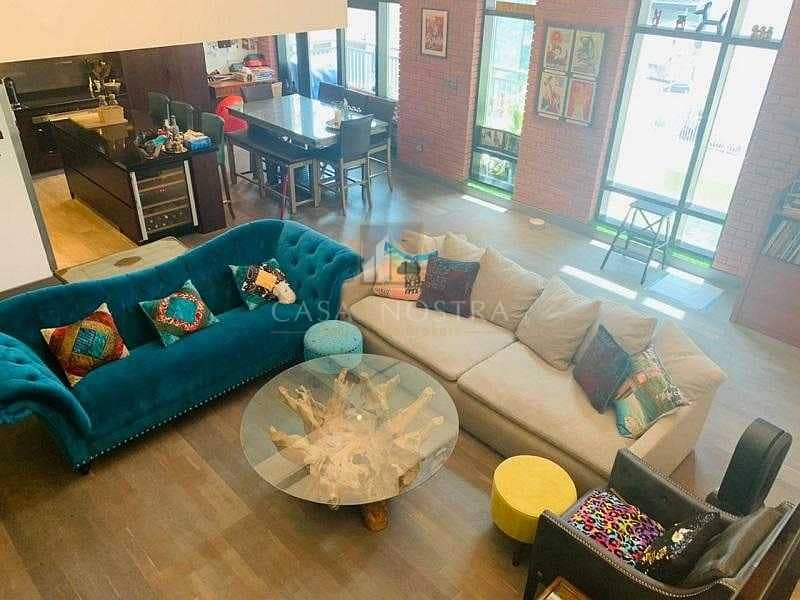Investor Deal Luxury Fully Upgraded Furnished 2BR