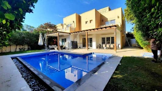5 Bedroom Villa for Sale in The Meadows, Dubai - Exclusive Luxury Upgraded Furnished 5BR Large Plot