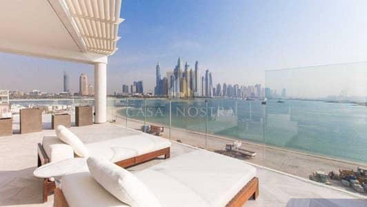 بنتهاوس 4 غرف نوم للبيع في نخلة جميرا، دبي - Investment Deal 4BR Full Sea View Beach Acess