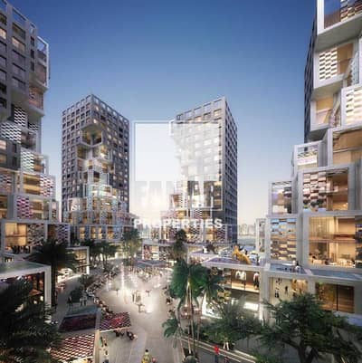 Studio for Sale in Al Reem Island, Abu Dhabi - Newly Listed   Invest Now Brand New Apartment