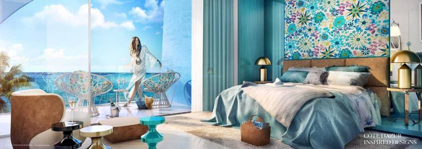 شقة 1 غرفة نوم للبيع في جزر العالم، دبي - 100% Guaranteed Return of Investement 1BR Sea View