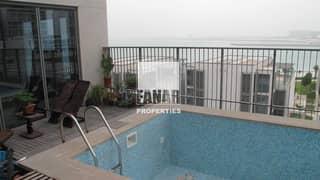 Full Sea View 6BR Podium Villa with Private Pool