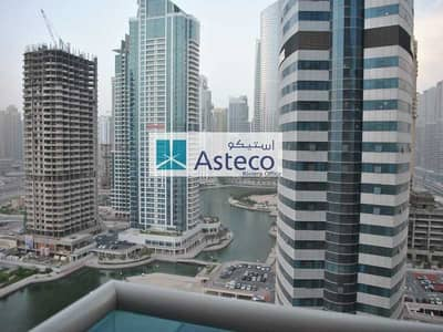 1 Bedroom Flat for Sale in Jumeirah Lake Towers (JLT), Dubai - Upgraded 1 Bhk+Store+Balcony  Fully furnished