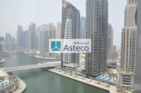 2 Bedroom Apartment for Rent in Dubai Marina, Dubai - MARINA VIEW | SPACIOUS 2 BEDROOM | 6 CHEQUES