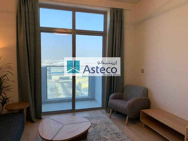 2 2 months free/ New furnished 1BHK |Chiller Free |Near to Metro