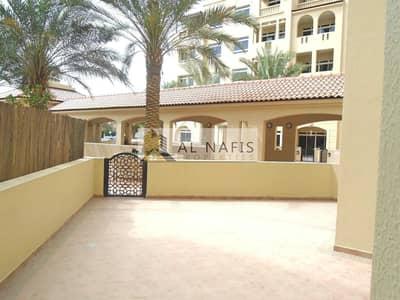 شقة 1 غرفة نوم للايجار في دبي فيستيفال سيتي، دبي - Private Garden 1 month free No commission Gas Free