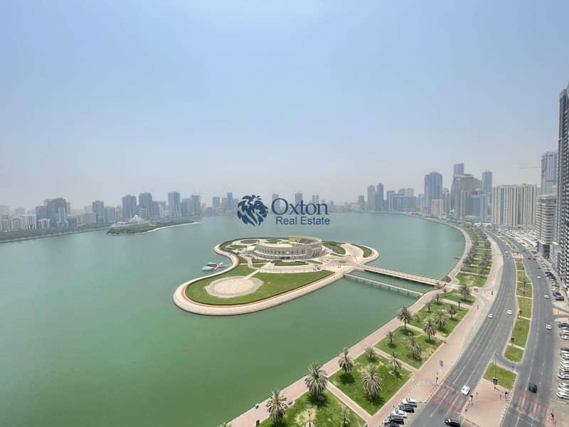 Luxury Sea View 4-BHK Balcony | Wardrobe GYM+Pool & Parking FREE