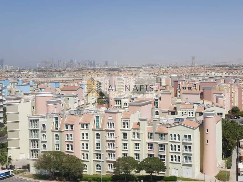 2 3 BR + Maids with Beautiful View Front Metro
