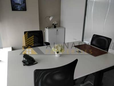 Office for Rent in Al Seer, Ras Al Khaimah - Furnished office