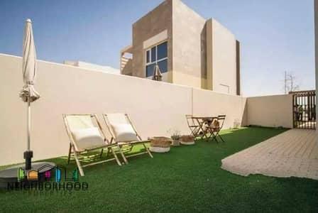 2 Bedroom Townhouse for Rent in Dubai South, Dubai - AMAZING 2BED ROOM CORNER UNIT ON GROUND FLOOR