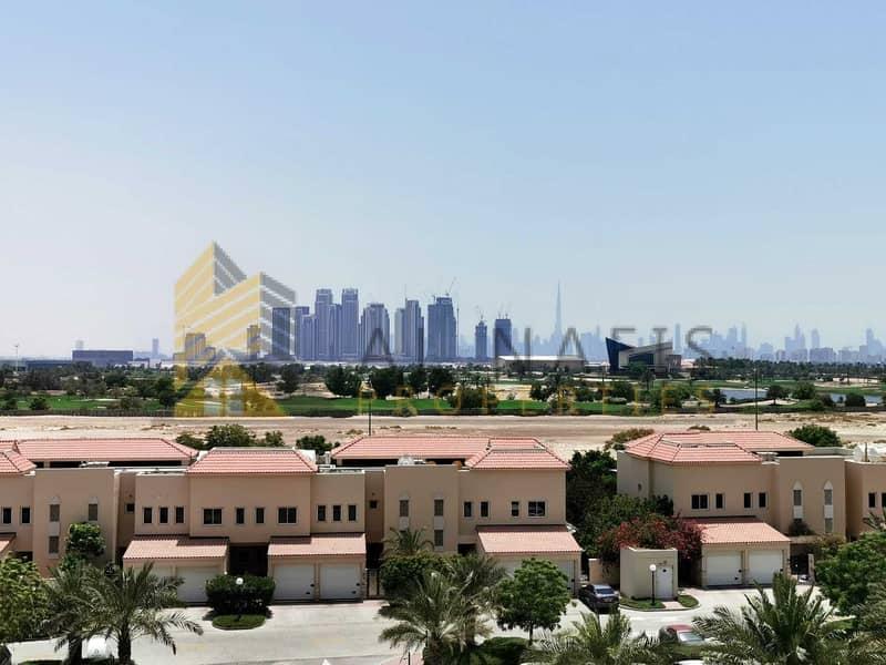 Burj khalifa Golf course view No Commission