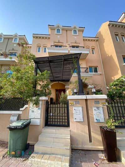 تاون هاوس 3 غرف نوم للبيع في قرية جميرا الدائرية، دبي - Best location | Upgraded Unit | Well maintained