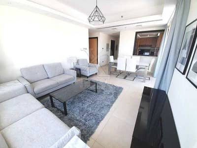 2 Bedroom Apartment for Rent in Jumeirah Village Circle (JVC), Dubai - Furnished | Spacious Living Area | High Floor | 1 Month Free