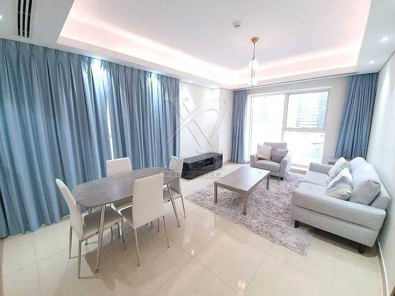 2 Fully Furnished 1BHK   Pool View   Soothing Design