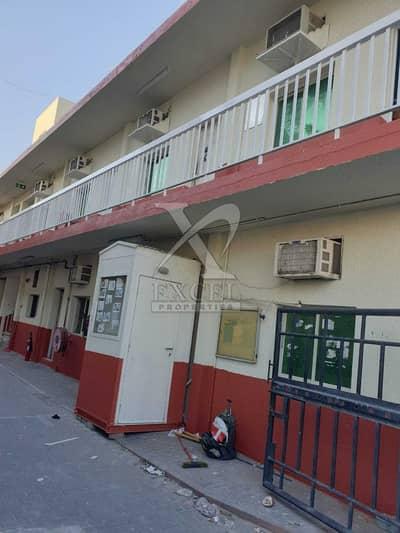 Labour Camp for Rent in Al Quoz, Dubai - Labour Camp with 45 Rooms for Rent in Al Quoz