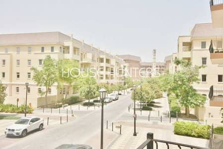 1 Bedroom Flat for Rent in Motor City, Dubai - Shakespeare Circus   1 Bedroom Apartment