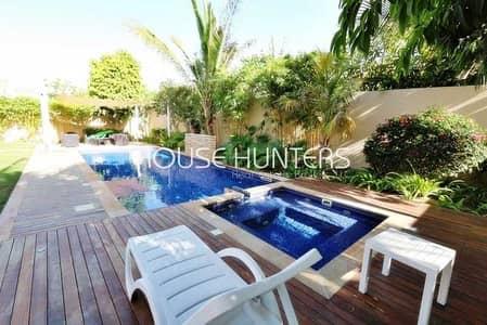 فیلا 4 غرف نوم للايجار في المرابع العربية، دبي - Exclusive|Beautiful Landscaped Villa|La Coleccion