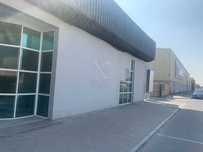 Warehouse for Rent in Al Quoz, Dubai - Retail Warehouse for Rent | Main Road Facing