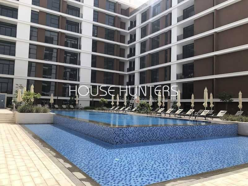 Brand New | 1 Bedroom | Pool View | Available Now