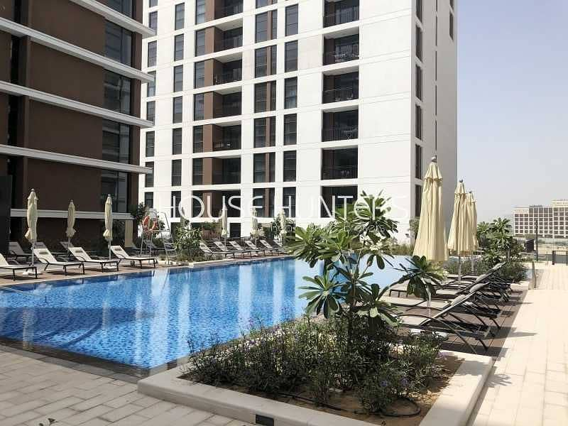 2 Brand New | 1 Bedroom | Pool View | Available Now