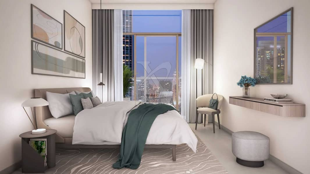 2 Elegant 2 Bedroom | 2 Years PHO | Views Of Burj Khalifa