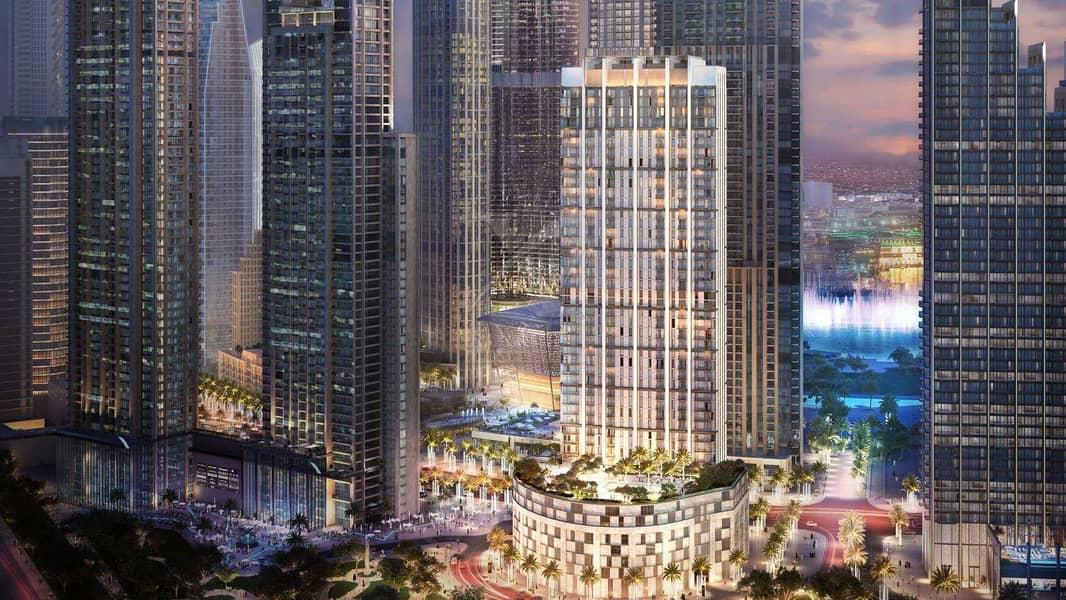 7 Elegant 2 Bedroom | 2 Years PHO | Views Of Burj Khalifa