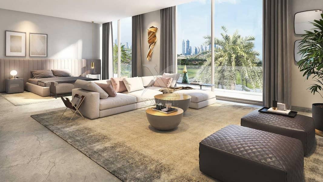 2 Live at the Elite Side of Dubai Hills l Golf Course Community