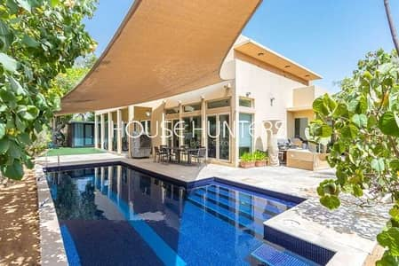 فیلا 5 غرف نوم للبيع في المرابع العربية، دبي - Exclusive type 3  Single row Great location