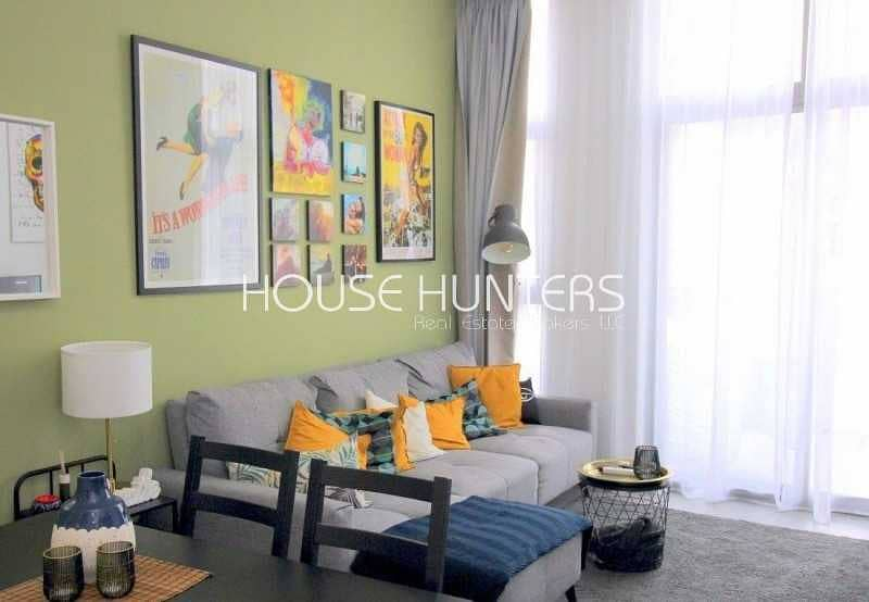2 One of a Kind - 1 Bed Apartment with Huge Terrace