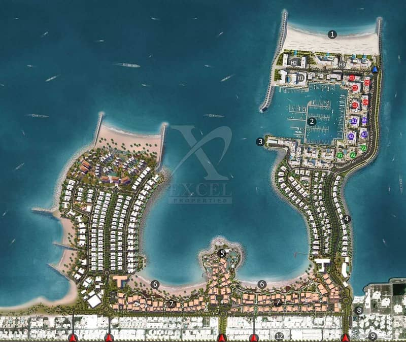 15 Resale l Full Sea View l Beachfront Living