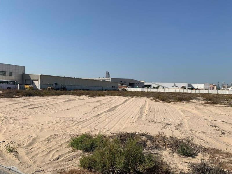 2 Industrial Plot for Sale in IMPZ | Reduced Price!
