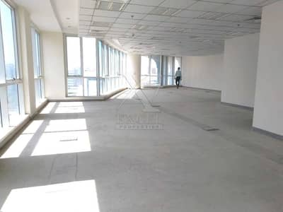 Office for Rent in Deira, Dubai - Fully Fitted Office in an Iconic Building with Modern Facilities
