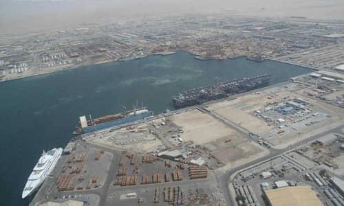ارض تجارية  للبيع في جبل علي، دبي - G+1 Commercial Plot for Commercial Building Use | Leasehold Type