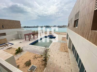 7 Bedroom Villa for Sale in The Marina, Abu Dhabi - Spacious and Fabulous Villa | Spectacular Sea View