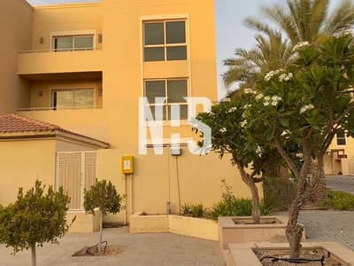 4 Bedroom Townhouse for Sale in Al Raha Gardens, Abu Dhabi - Upgraded Townhouse Type S | Prime Location | Good Deal for Investment