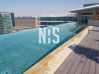 1 Bedroom Flat for Sale in Al Raha Beach, Abu Dhabi - Cozy Unit | Elegant community