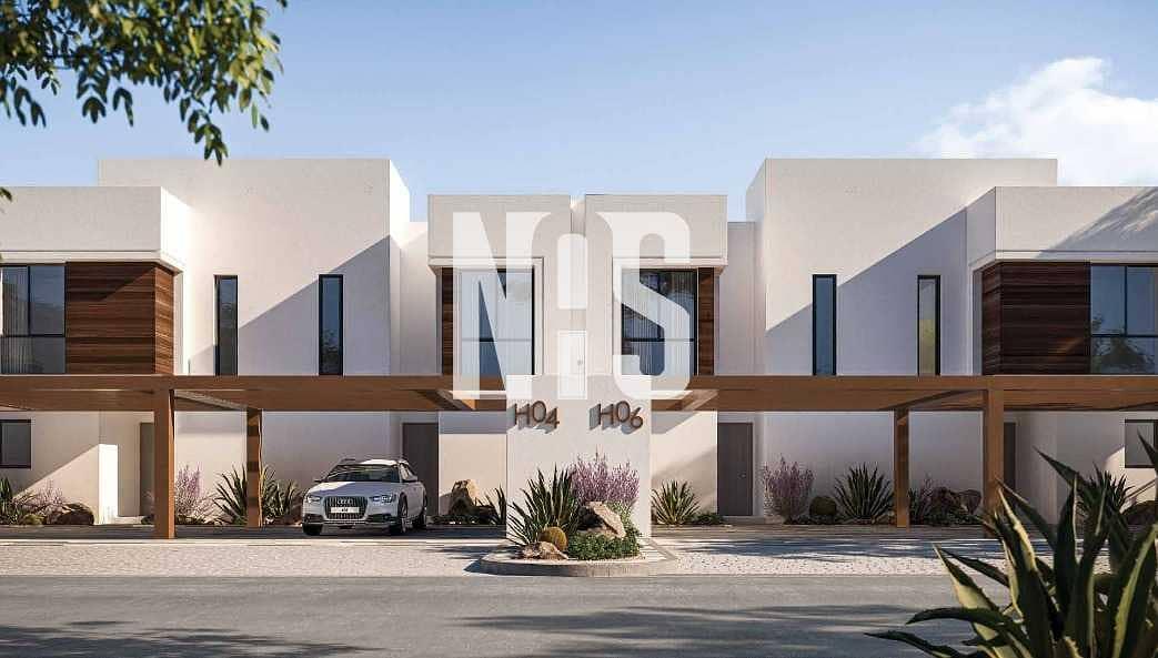 Amazing Brand New Corner Villa