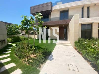 5 Bedroom Villa for Sale in Saadiyat Island, Abu Dhabi - Shell and Core Villa | Prime Location | Affordable Price
