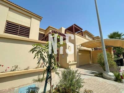 5 Bedroom Villa for Rent in Al Raha Golf Gardens, Abu Dhabi - Luxurious Villa   Ready to Move in