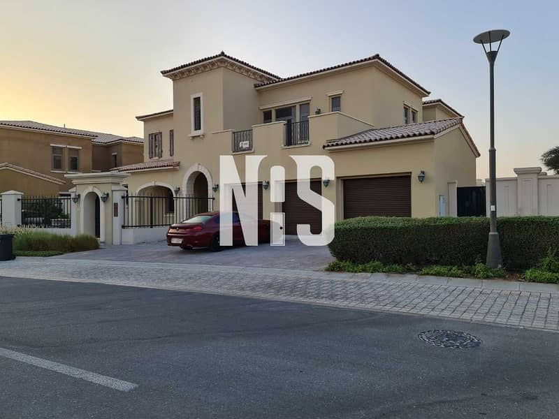 Modified 6 Bedroom Executive Villa in alSaadiyat Beach villas Never Used Before