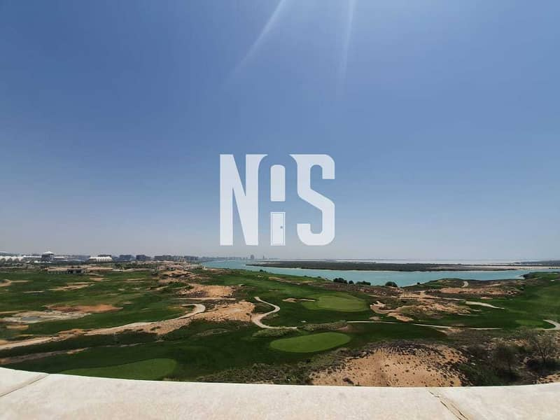 The Biggest Apartment in Ansam | Amazing Golf View | Affordable Price