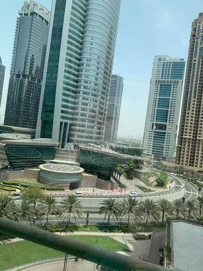 مکتب  للبيع في أبراج بحيرات الجميرا، دبي - Ready Office! Fitted  Office Space for Sale in Palladium