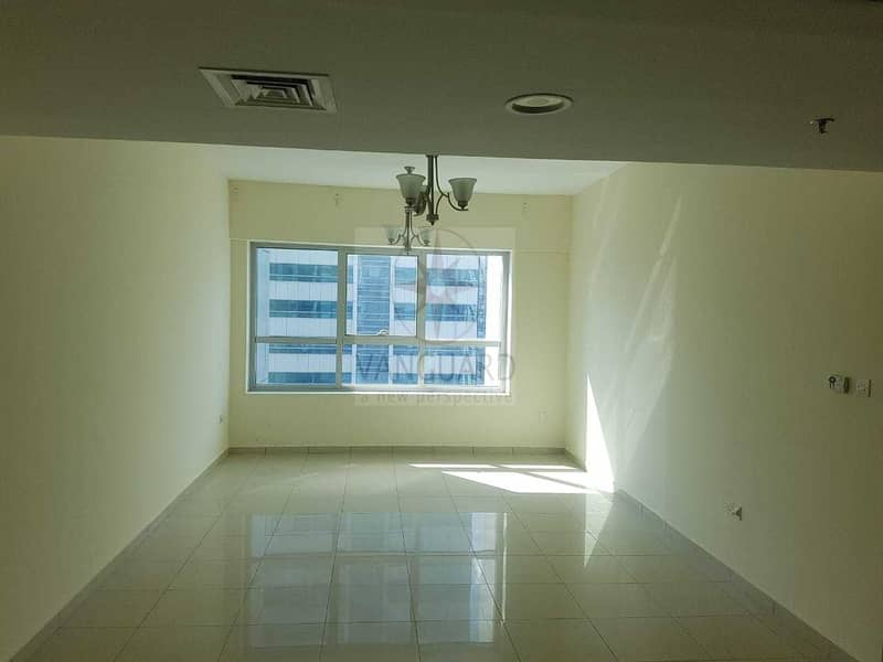 Fully Furnished 3 Bedrooms in Mid floor Armada Tower 1