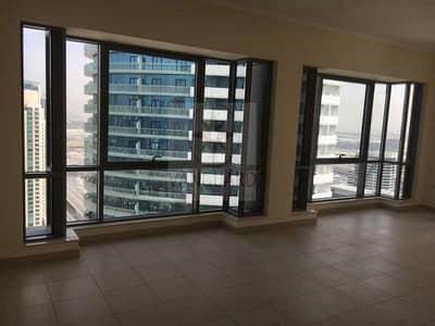شقة 1 غرفة نوم للايجار في وسط مدينة دبي، دبي - 1 Bedroom for Rent with Burj Khalifa View in Southridge 1